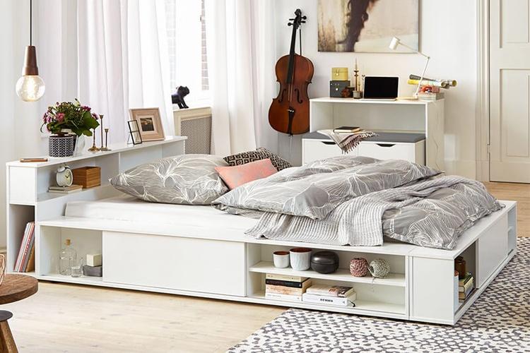 Platzsparende Möbel von Kiydoo - funktionale Möbel für wenig Platz ...