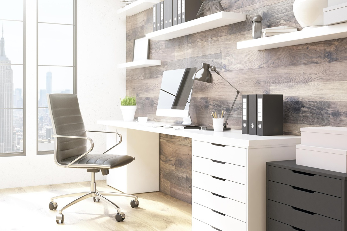 Modernes arbeitszimmer  Modernes Arbeitszimmer » Modernes & gemütliches Know-How | Roomstyles