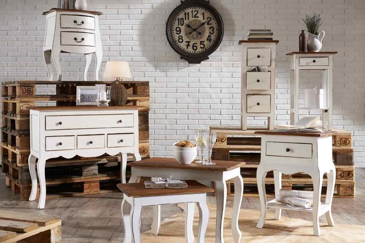 landscape m bel f r ihren landhauslook. Black Bedroom Furniture Sets. Home Design Ideas